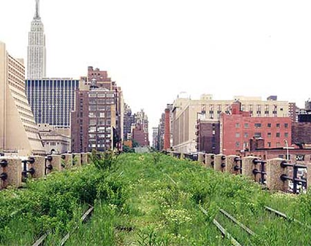 The High Line -- eyesore of the month