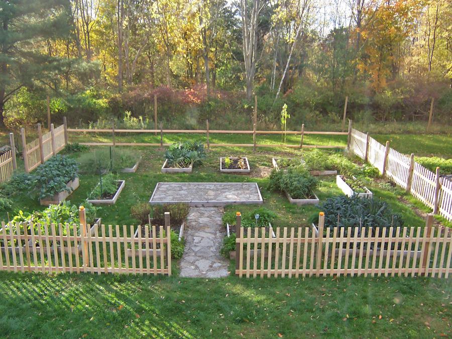 Jim Kunstler Building A Garden