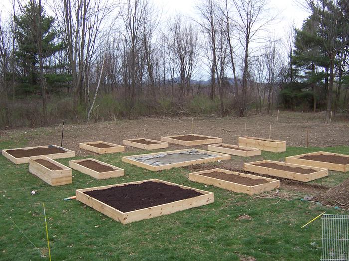 Making A Garden 2012