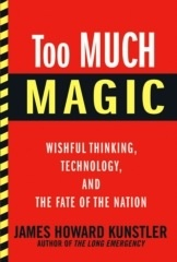 Cover: Too Much Magic