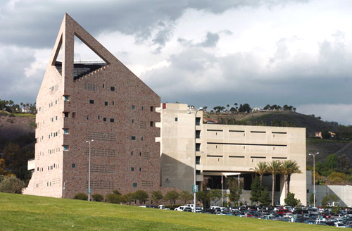 Eyesore of the onth by kunstler - Anton Predocks Cal Poly building