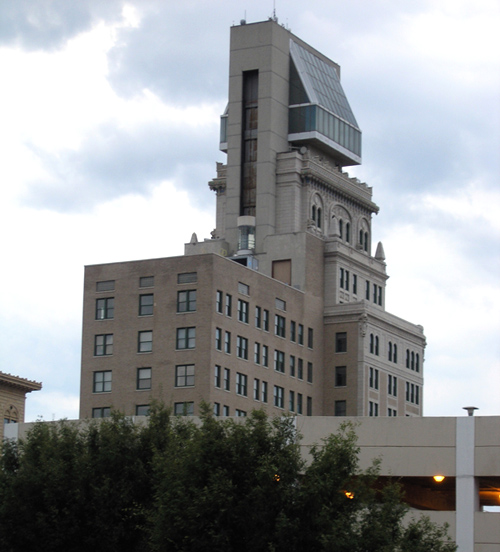 Lamar Building, Augusta, GA, Kunstler's Eyesore of the month Juky 2011