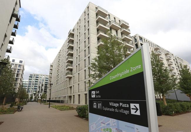 London olympic Housing on Kunstler's eyesore of the month