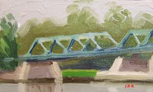 Northumberland Bridge tiny