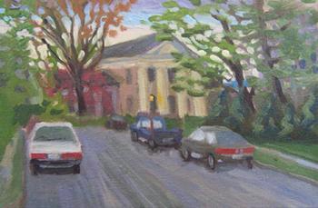 Franklin Street Saratoga