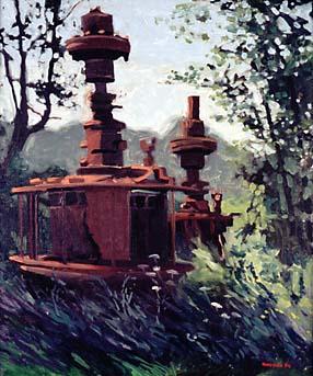 Dynamos in the Woods by James Howard Kunstler