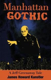 Manhattan Gothic Cover