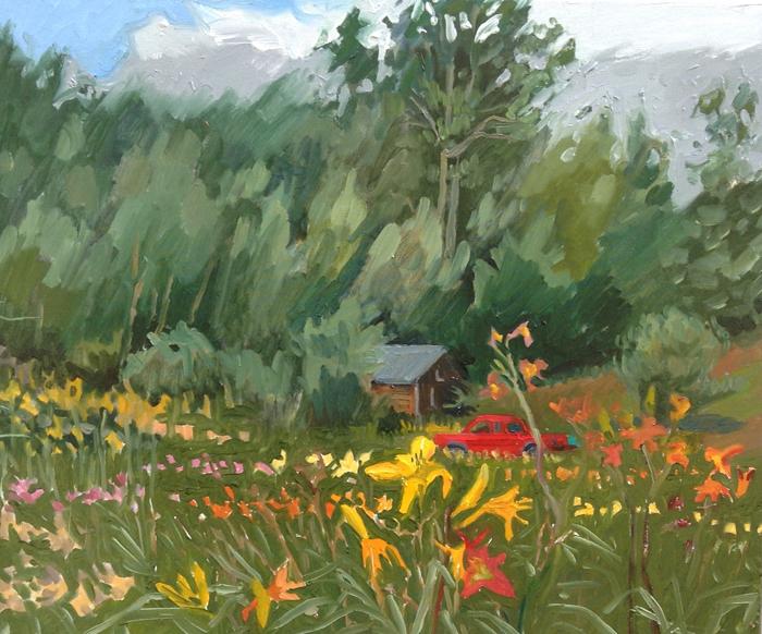 Slate Valley Lily Farm